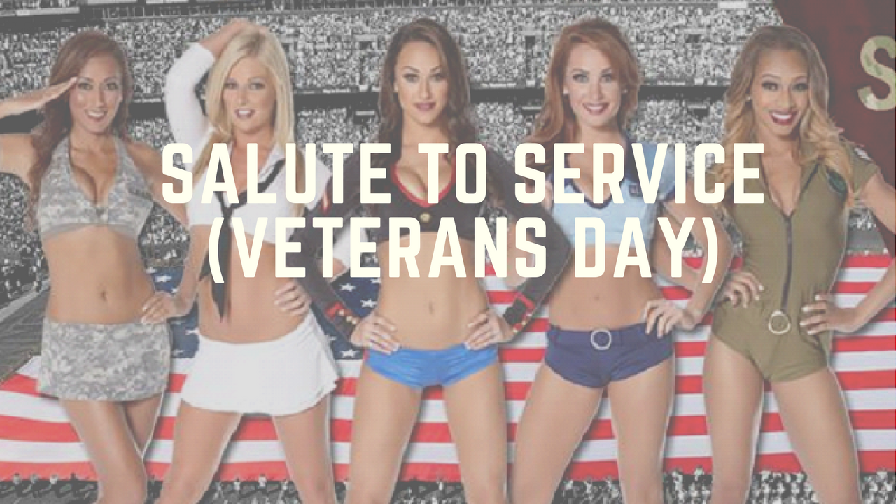 Salute to Service (Veterans Day)