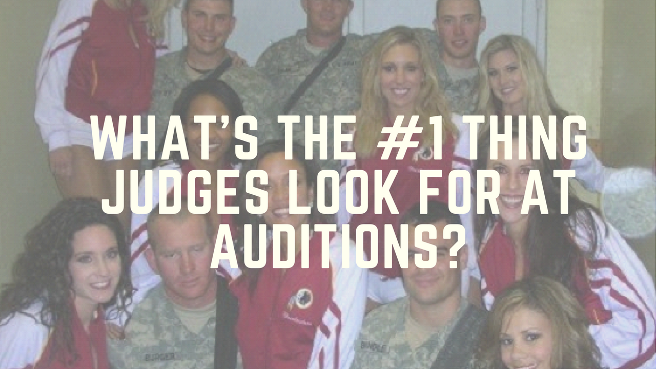 What's the #1 Thing Judges Look for at Auditions
