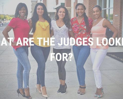 what are the judges looking for