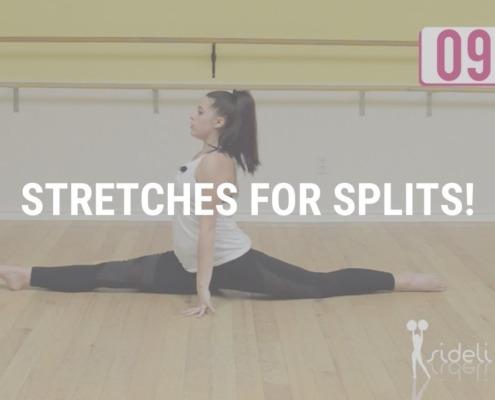 Stretches for Splits