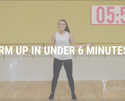 wramp up in 6 minutes